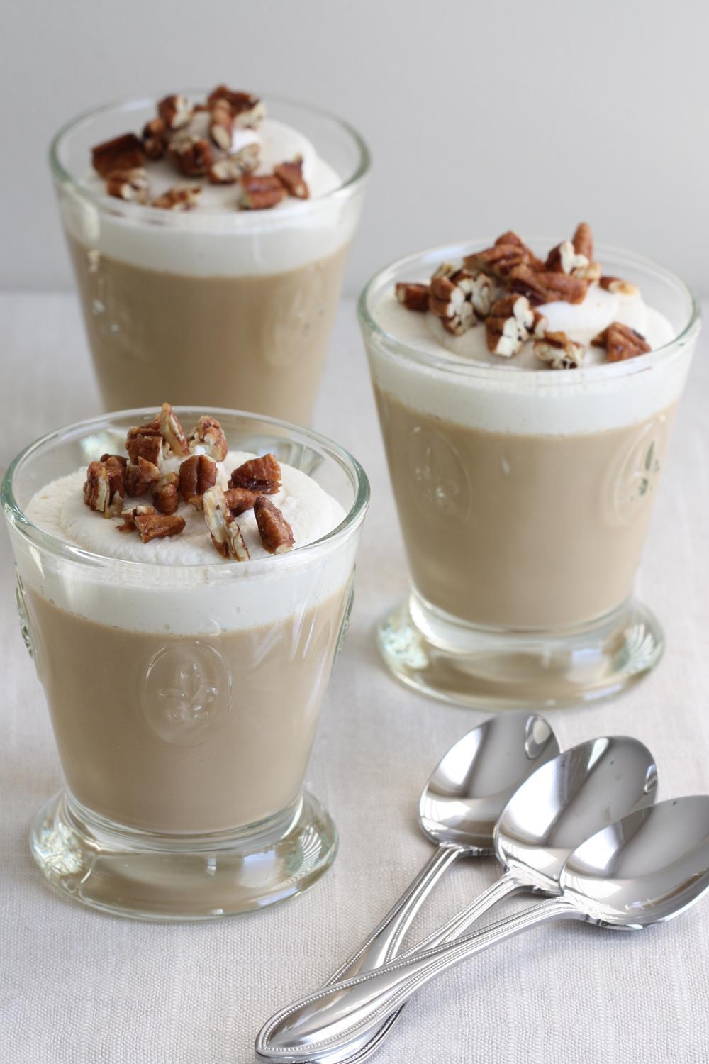 ... one of our all-time favorite desserts, Bourbon Butterscotch Pudding