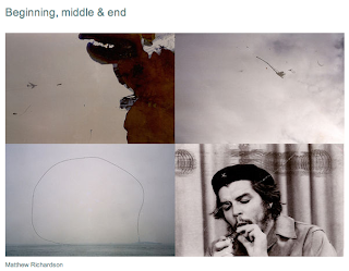 Beginning, Middle & End - Exploring Narrative