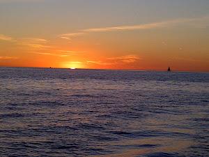 A Golden Day Sail!