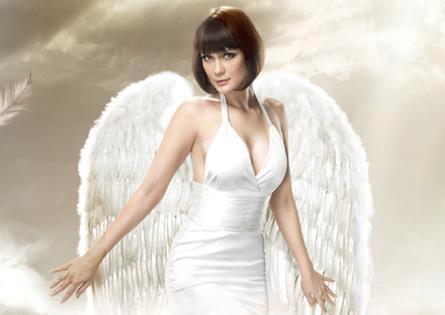 Foto Hot Seksi Bidadari Cantik AXE Indonesia