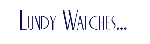 Lundy Watches...