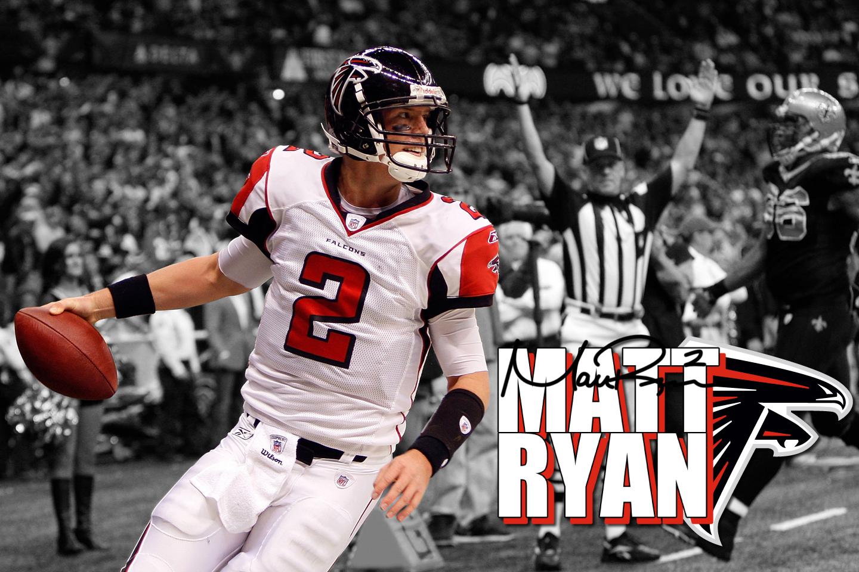 FOOTBALLPLAYERSDELUXE: MATT RYAN