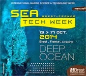 13-17 octobre 2014 Brest Sea Tech Week