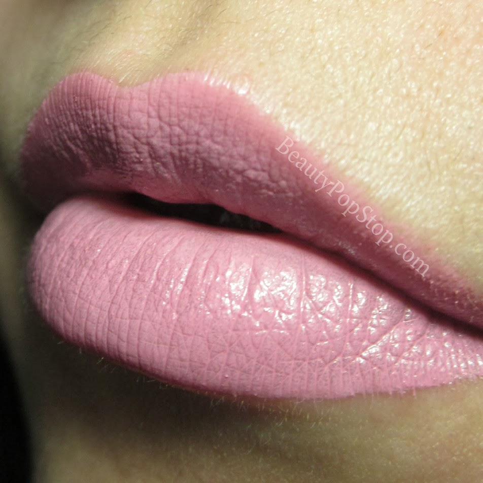 obsessive compulsive cosmetics digitalis lip tar swatch