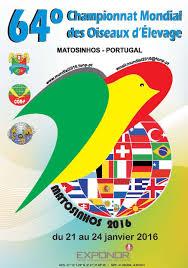 64º Campeonato Mundial de Ornitologia