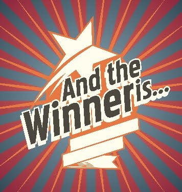 <b>NOVEMBER GIVEAWAY WINNERS</b>