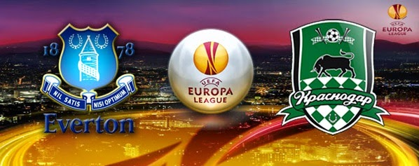 Everton Vs Krasnodar