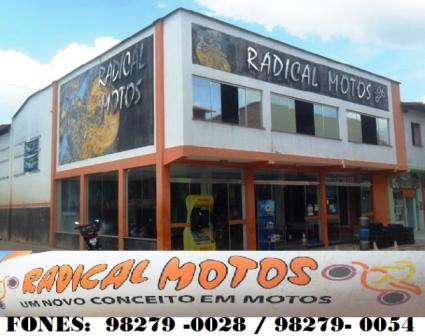 RADICAL MOTOS - UM NOVO CONCEITO EM MOTOS