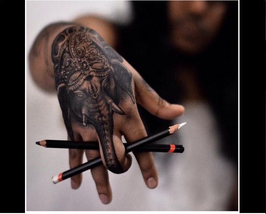 The Best Hand Tattoo Picture I Have Ever Seen Tattoo Design Idea