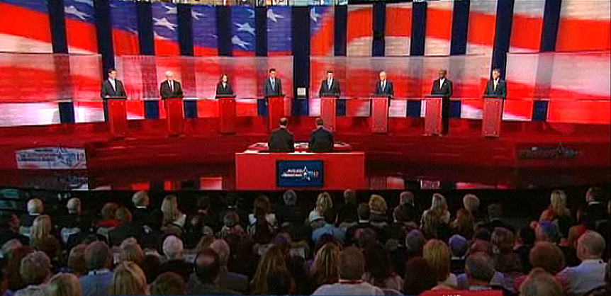 Republican Presidential Candidates&#8217; Debate from the Reagan Library