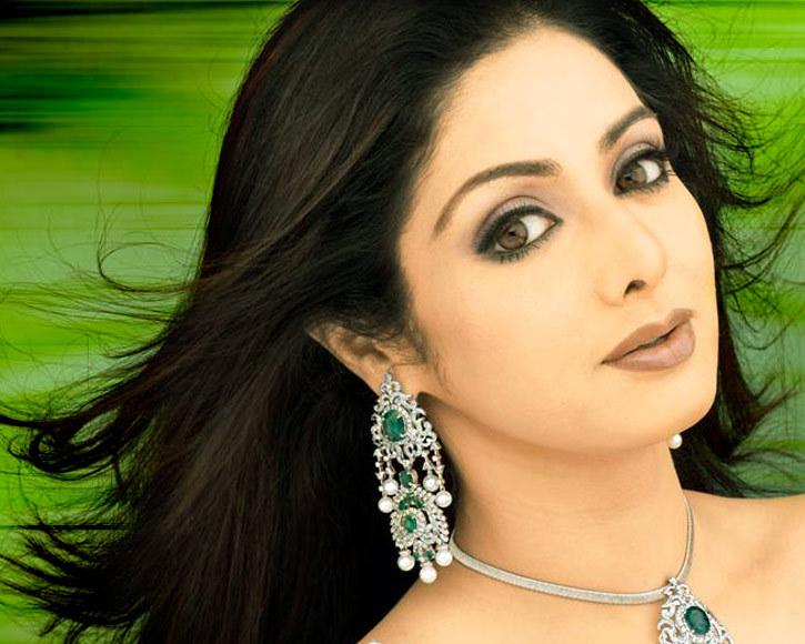 Actress Sridevi Photo