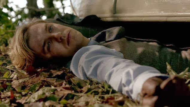 Matthew Crawley dies in a car crash