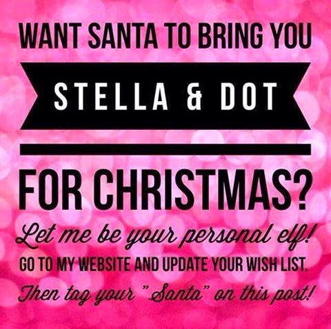 My Stella & Dot Online Boutique