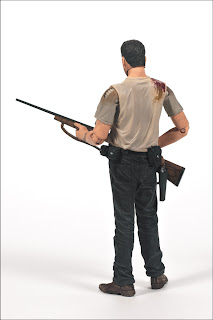 McFarlane Toys The Walking Dead (TV Series) Rick Grimes Exclusive Figure