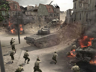 Company Of Heroes PC Games