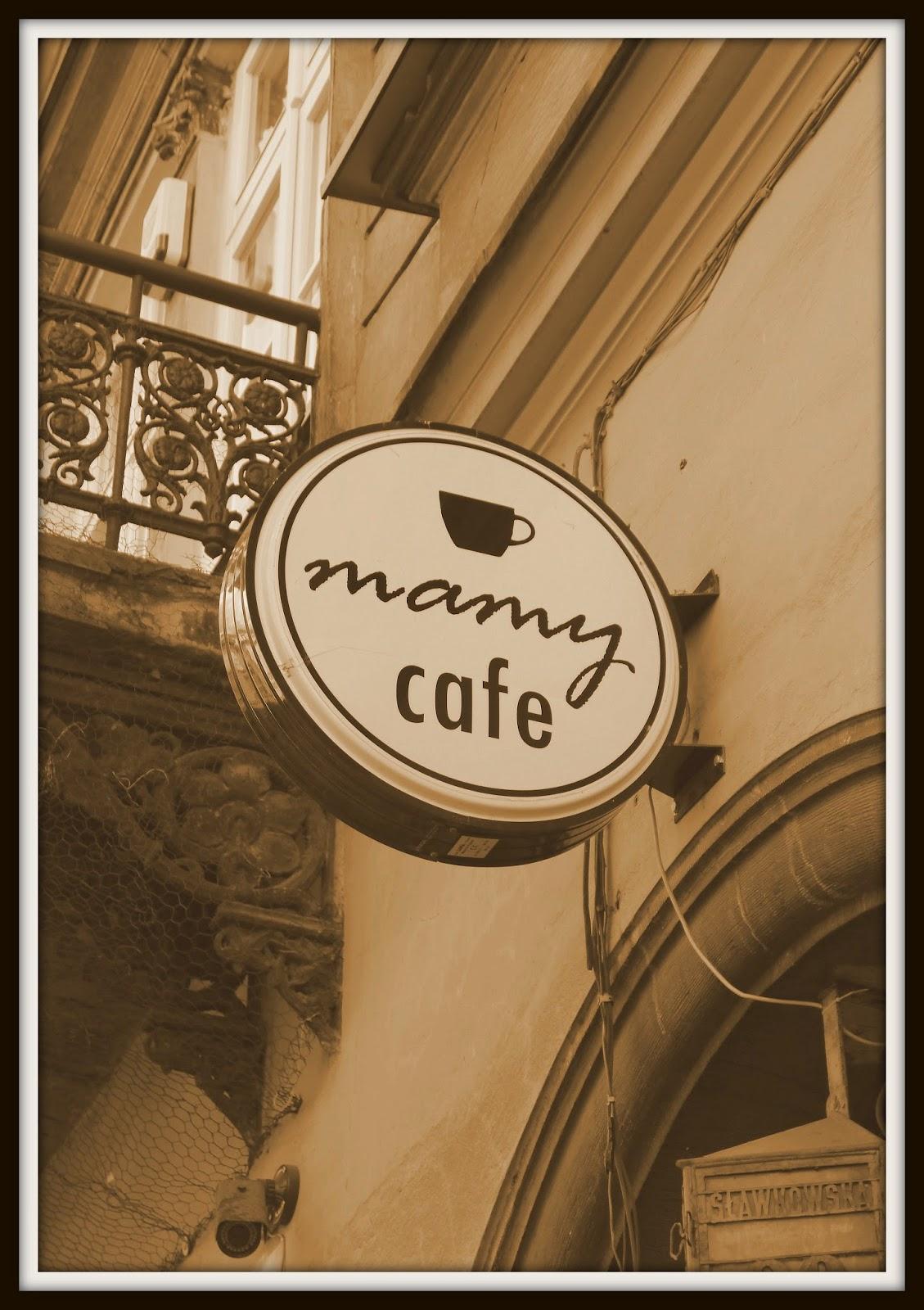 Mamy Cafe Sławkowska, Kraków