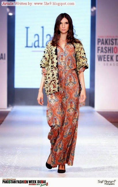 Fashion Week Dubai 2014-15 Season-2 Presents Lala Collection