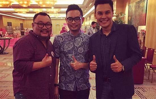 Michael Ang Dan Edry Abd Halim Akhirnya Berdamai