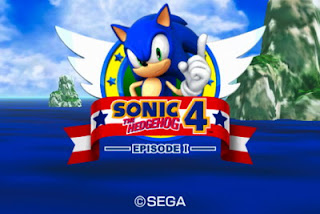 Sonic the Hedgehog 4: Episode I iPhone game available for download