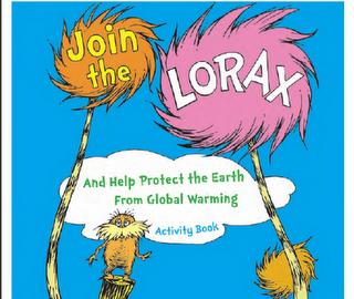 Lorax Activity Book