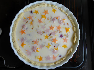 A Special Star Quiche