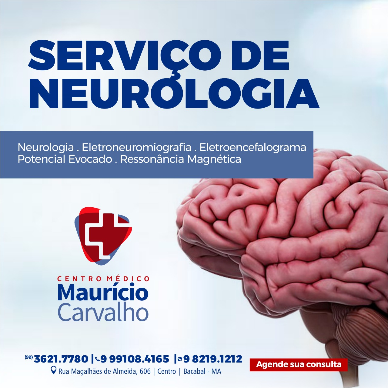 CENTRO MÉDICO MAURÍCIO CARVALHO