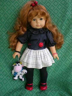 "18"" Gotz doll"