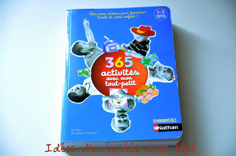 Favori Livre 365 activités avec mon tout petit - Et Bébé grandit en  OM13