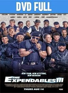 The Expendables 3 DVD Full Español Latino 2014