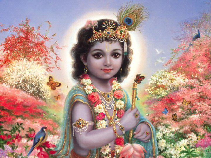 picture collection bal krishna photo