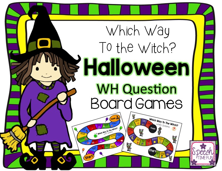 which way to the witch is my new halloween wh question board game resource click