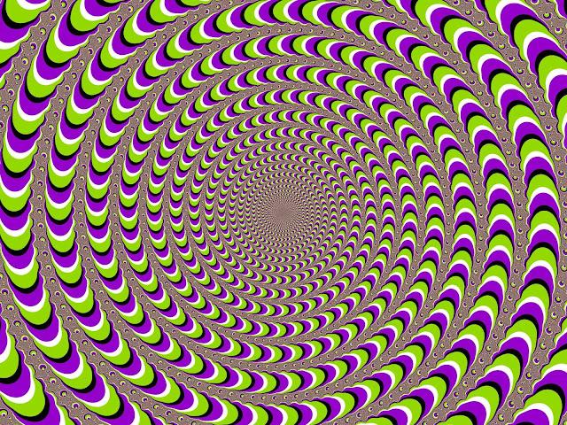 ilusion optica estan buenas