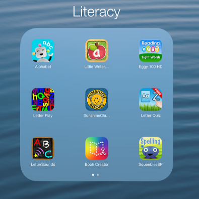 literacy apps