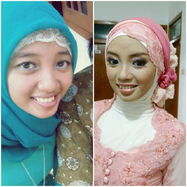 MAKEUP : Base + Foundie Ultimaa Wonderwear - KEKURANGAN : I dunoo