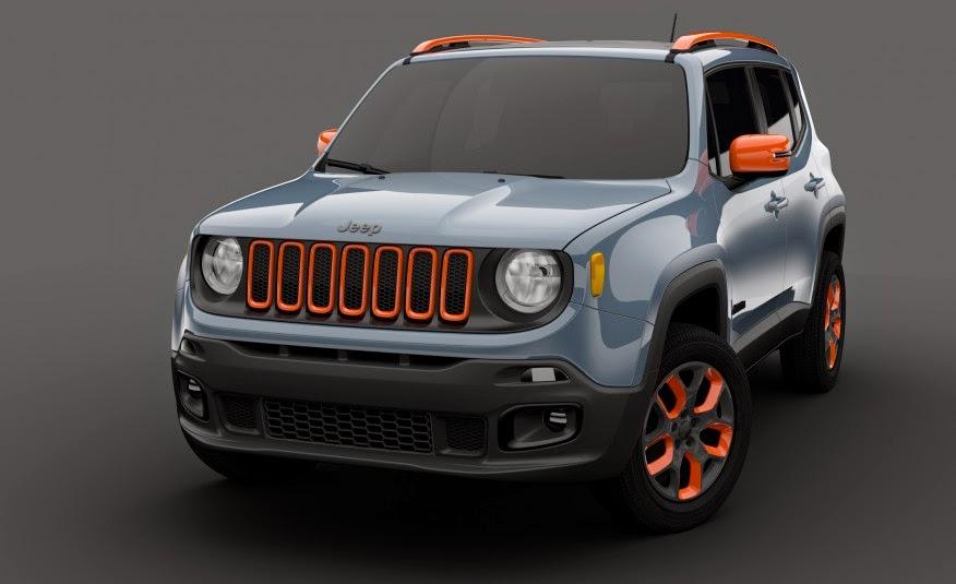 Landmark Dodge Chrysler Jeep Ram: Going commando: Jeep unveils two Mopar-equipped Renegades