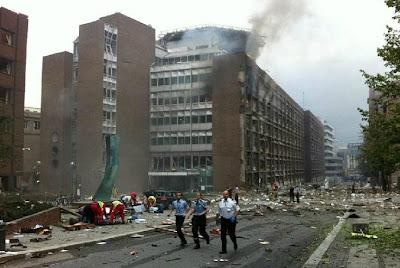 la proxima guerra ataque terrorista oslo noruega