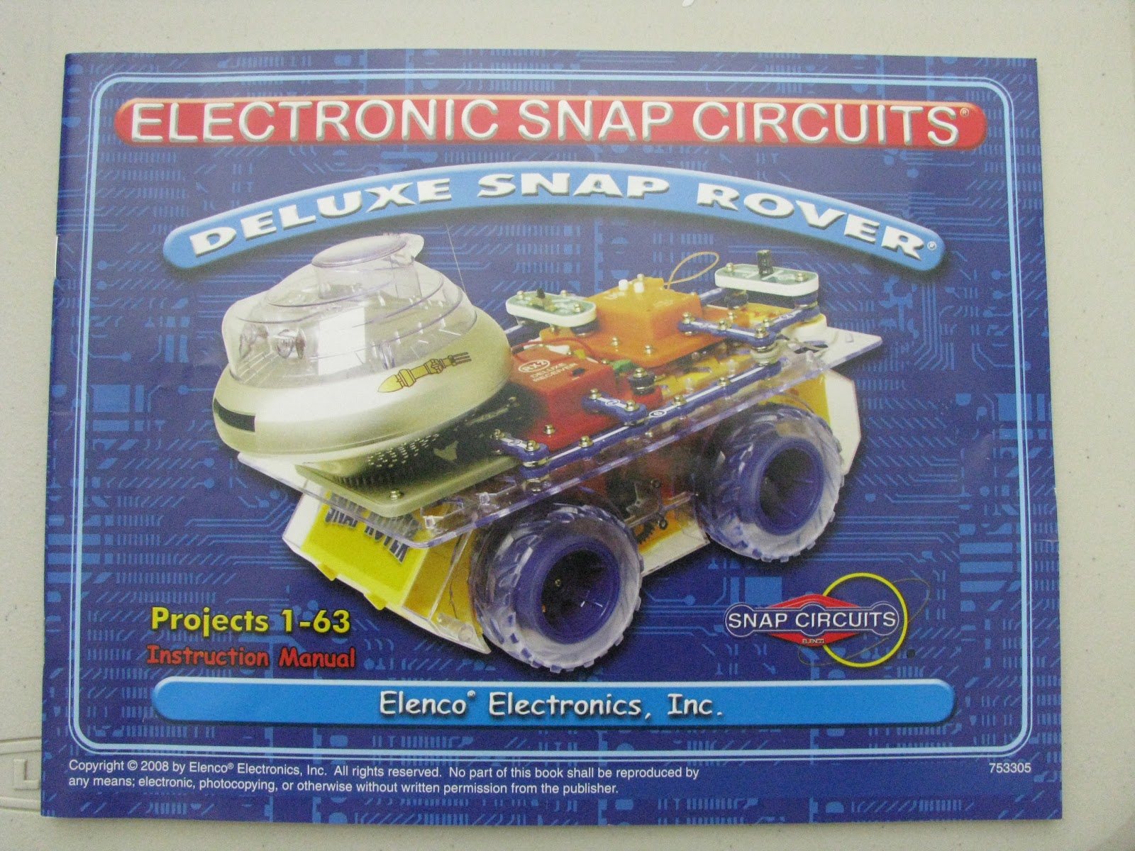 Snap Circuits New 2 Homeschooling Electronics Learning Stem Pinterest The Manual