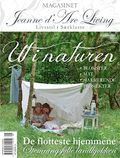 Nytt magasin fra Jeanned Arc Living