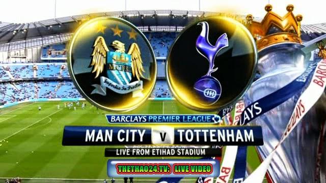 Prediksi Skor Manchester City vs Tottenham 18 Oktober 2014