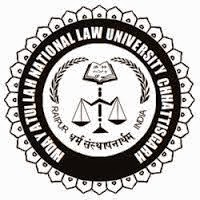 87 Teaching Vacancies at Hidayatullah National Law University (HNLU) Recruitment 2015