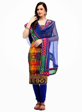 Colorful Salwar Kameez Suits