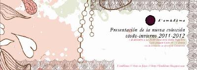 l´embleme arte en joyas valencia. colección otoño-invierno