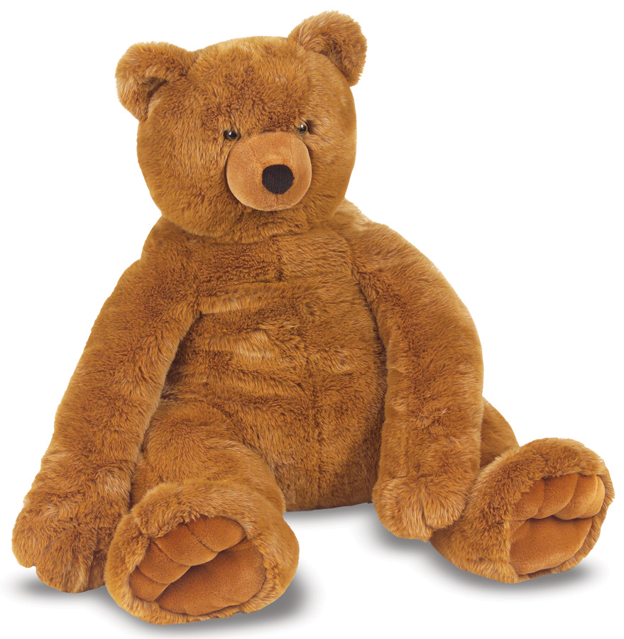 LIFE AT TRACEY SPEED: GANG MEMBER GROWS UP INTO A TEDDY BEAR Giant Stuffed Bear