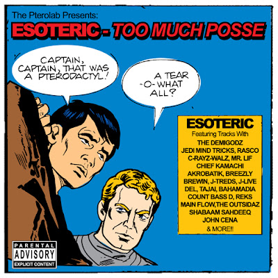 Esoteric – Too Much Posse (CD) (2006) (FLAC + 320 kbps)