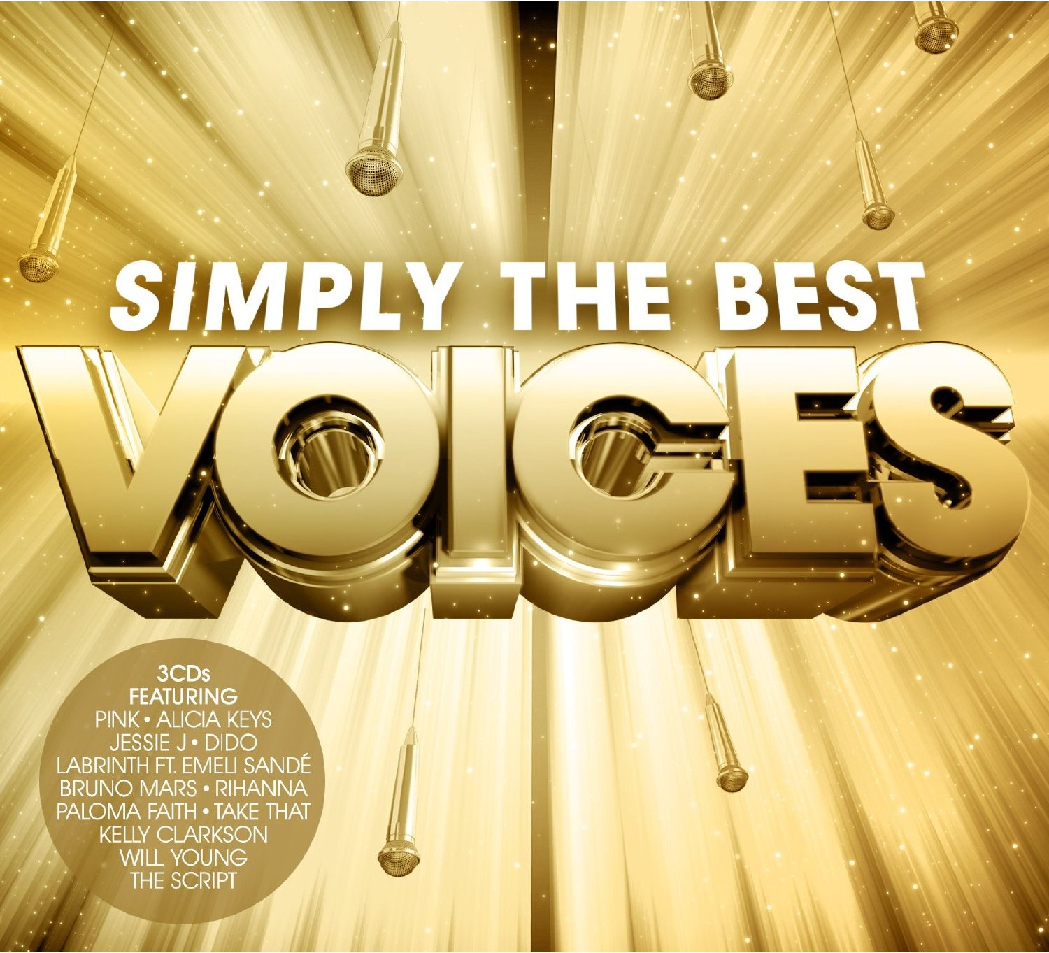Download – CD Voices – Simply the Best – 2013