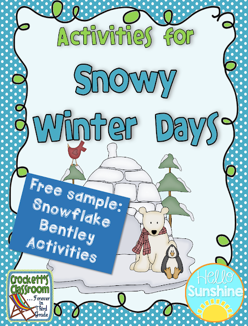 You're kids will love this book about the man who photographed the first snowflake, Snowflake Bentley.