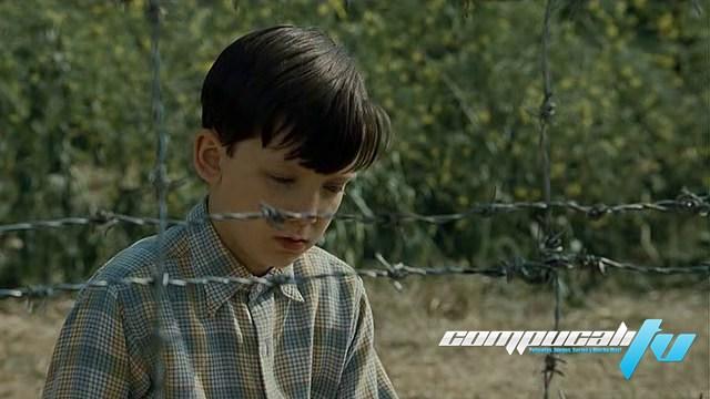 El Niño con La Pijama de Rayas DVDRip Español Latino