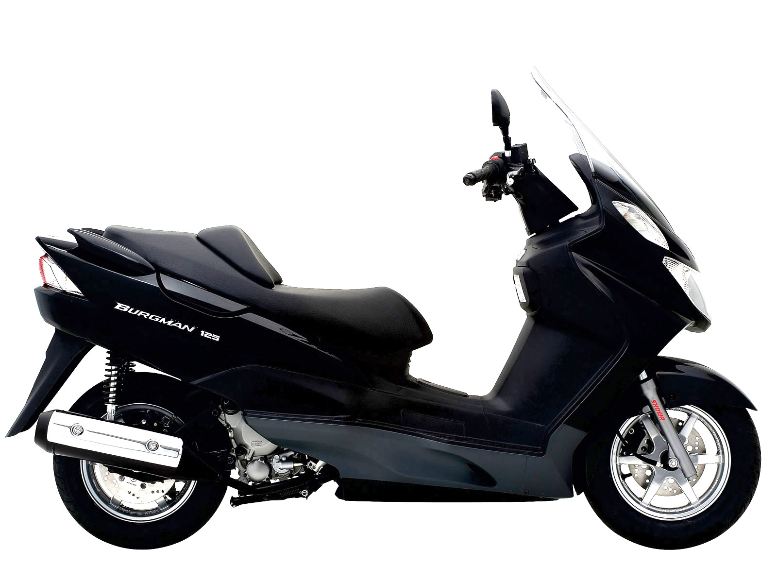 Suzuki Burgman Scooter Dealers