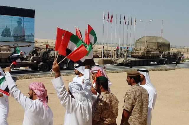 Conflicto en Yemen - Página 21 UAE%2BArmed%2BForces%2Breturn%2Bfrom%2BYemen%2B1