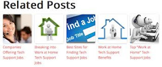 artigos relacionados no blogger